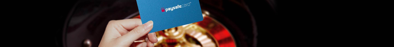 Säkra betalningar vid roulettspel – Paysafecard
