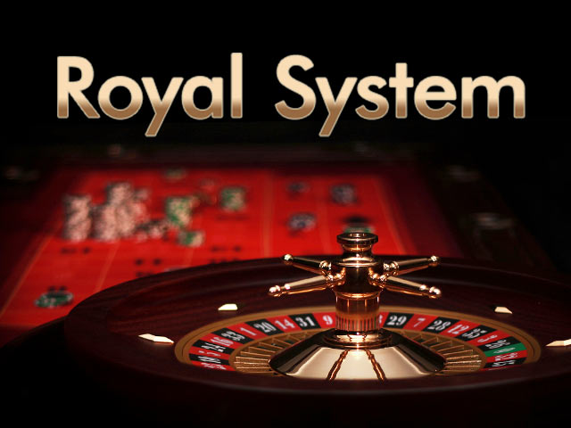 Roulettesystem och strategier - Royal-systemet